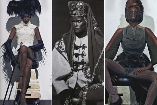Vogue's Blackface Shoot