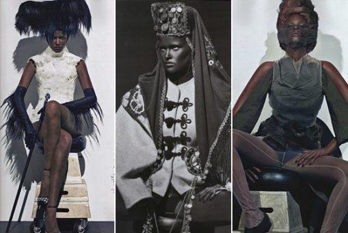Vogue's Blackface Shoot